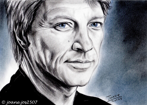 Jon Bon Jovi by Jos2507